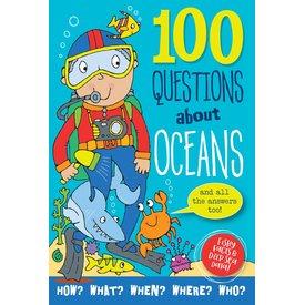 Peter Pauper Peter Pauper: 100 Questions About Oceans