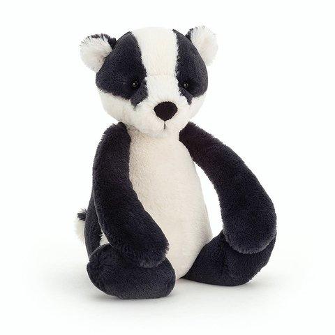 Jellycat: Bashful Badger -  Medium