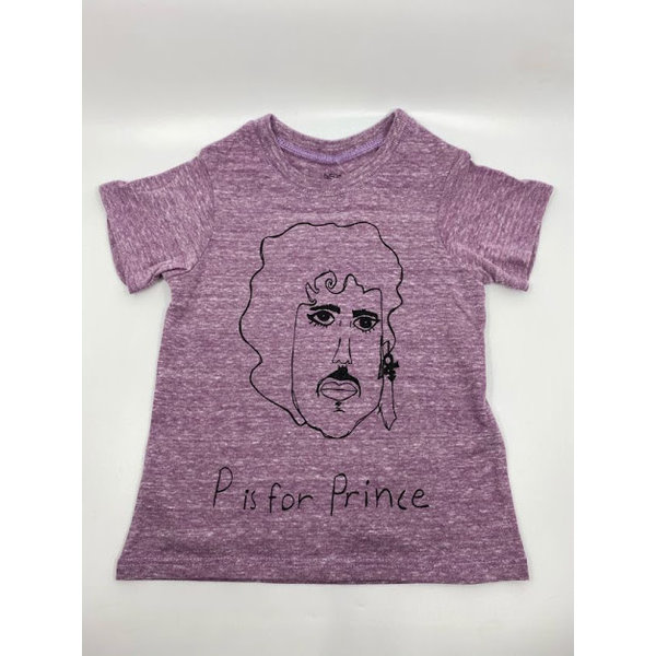Anchors-n-Asteroids Anchors-n-Asteroids: P is for Prince Tee Size 2