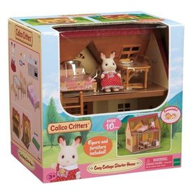 Epoch Calico Critters: Red Roof Cozy Cottage Starter Home
