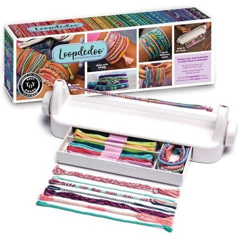 Ann Williams: Loopdeloom Spinning Loom Kit