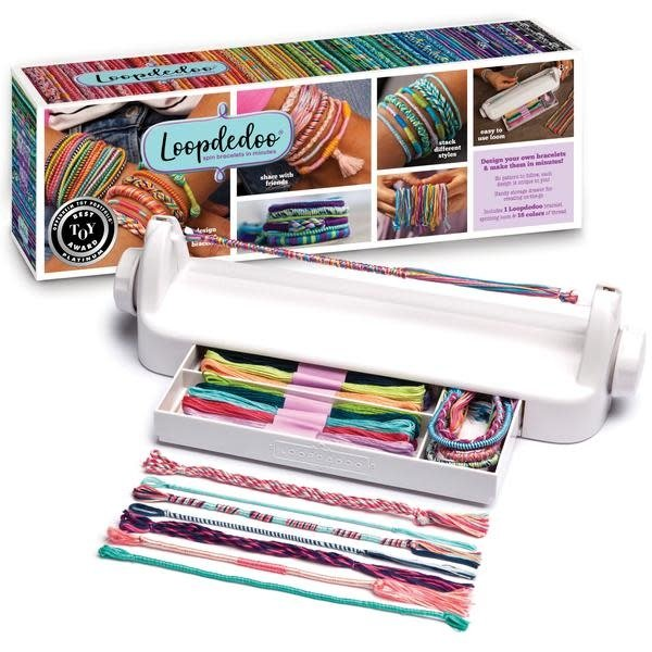 Ann Williams Ann Williams: Loopdeloom Spinning Loom Kit