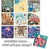 Ann Williams: Sticker & Chill Wanderlust