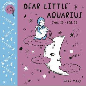 Penguin Random House Penguin: Dear Little Aquarius (BB)