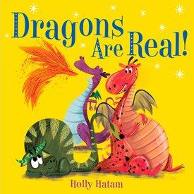 Penguin Random House Penguin: Dragons Are Real!
