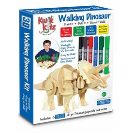 The Pencil Grip TPG: Kwik Kitz Triceratops