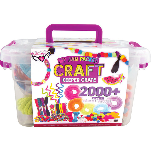 Fashion Angels Fashion Angels: My Jam Packed Craft Crate
