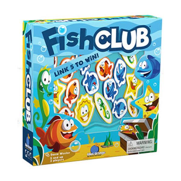 Blue Orange Blue Orange: Fish Club 2020