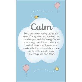 Penguin Random House Penguin: Calm - mindfulness flashcards for kids