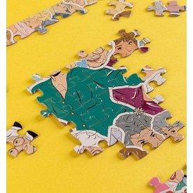 Penguin Random House Penguin: The Golden Girls - 500 Piece Jigsaw Puzzle