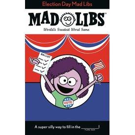 Penguin Random House Penguin: Election Day Mad Libs
