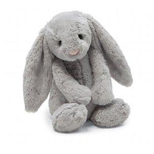 JellyCat Jellycat: Bashful Bunny Grey - Medium