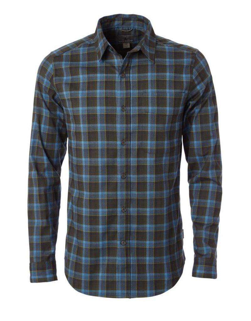 Royal Robbins Thermotech Drake LS Plaid Shirt