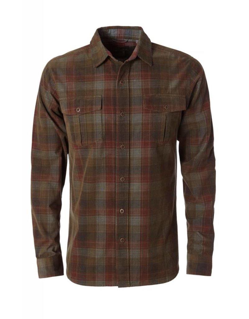 Royal Robbins Covert LS Cord Shirt