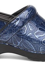 Dansko Pro XP Tooled Patent Navy