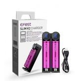 EFEST EFEST Slim K2 Dual Bay Battery Charger