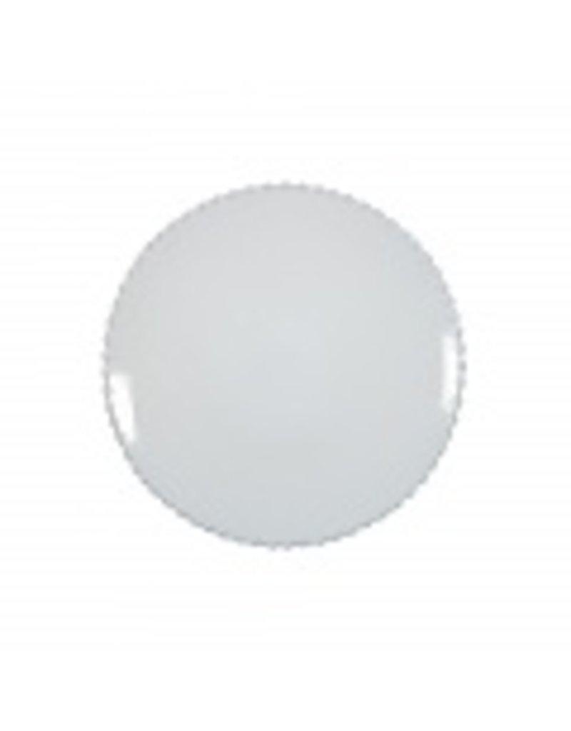 Pearl dinner white