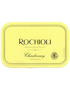 2015 Rochioli Chardonnay