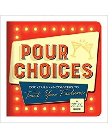 Pour Choices Coaster Book