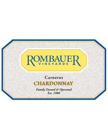 2018 Rombauer Carneros Chardonnay