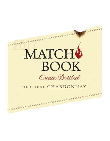 2018 Matchbook Chardonnay