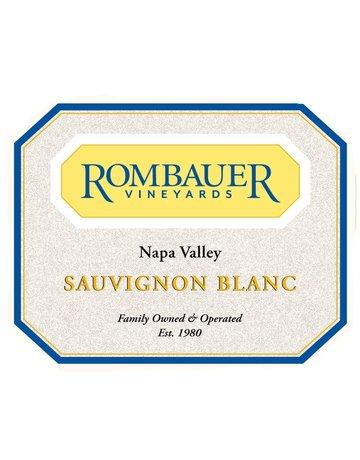 2018 Rombauer Sauvignon Blanc