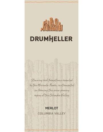 2017 Drumheller Merlot