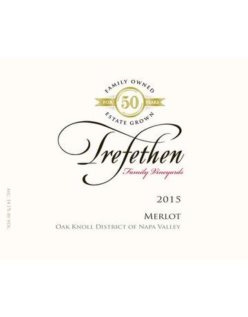 2015 Trefethen Merlot