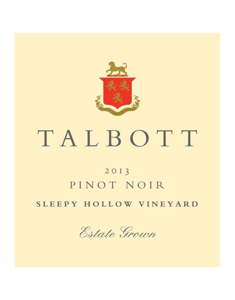 2013 Talbott Pinot Noir