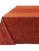 "LJF Bengale tiger 47""square tablecloth"