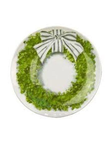 Boxwood salad plate