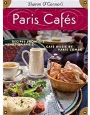 Menus & Music Paris Cafe
