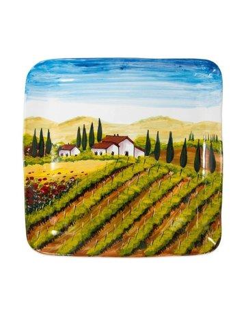Tuscany wall plate, lg