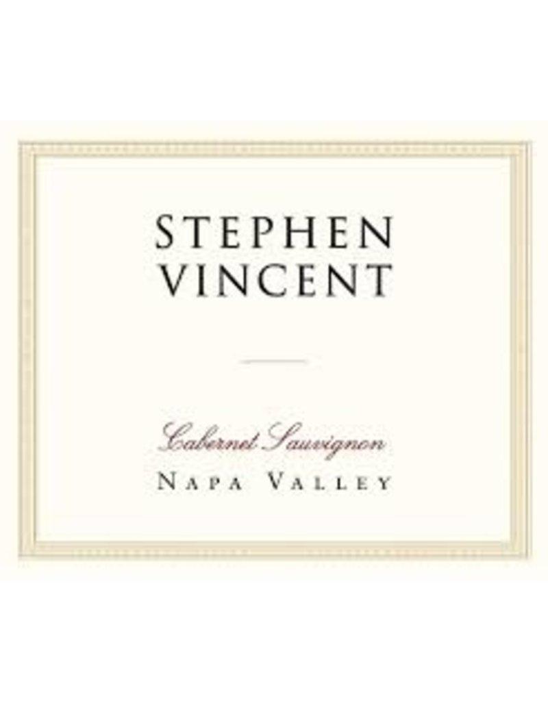2018 Stephen Vincent Napa Cabernet