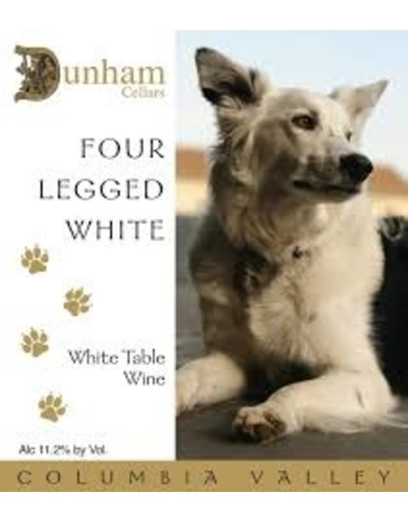2016 Dunham 4 Legged White