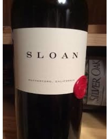 2016 Sloan Napa Estate Red