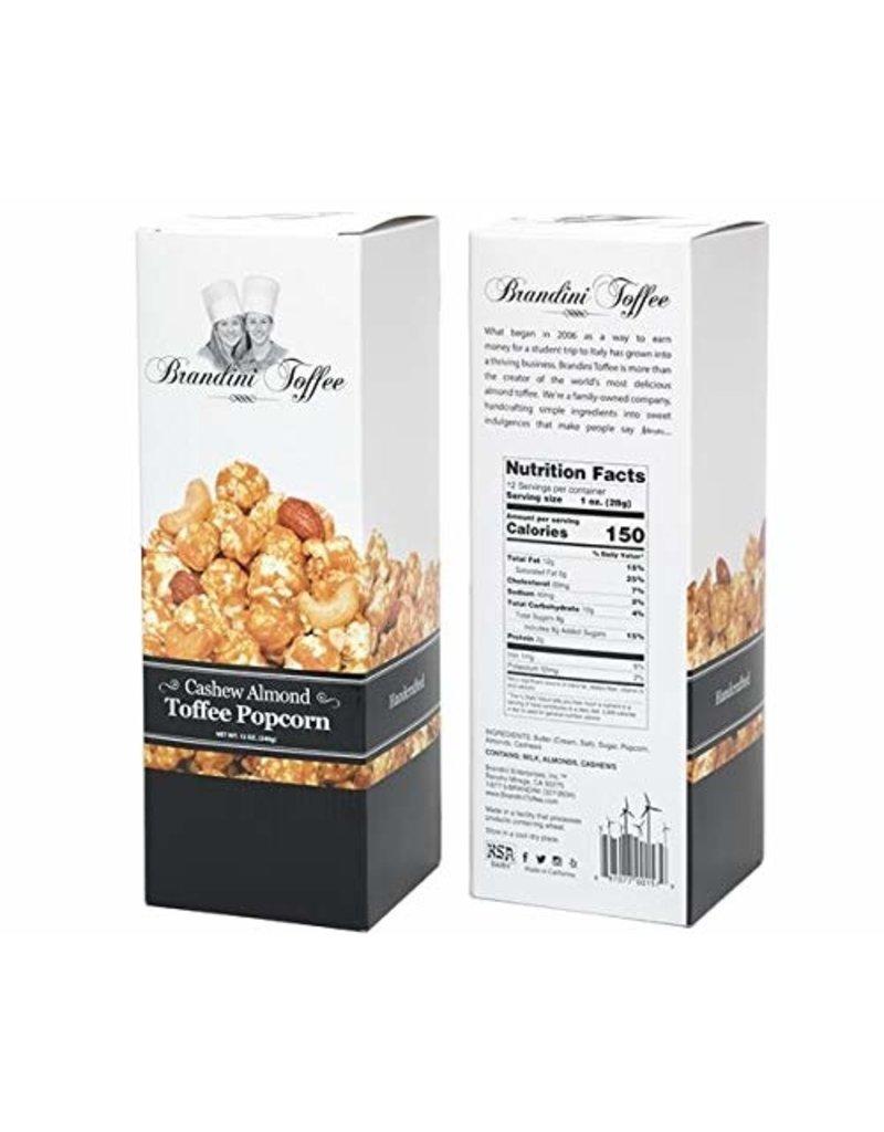 Brandini cashew almond popcorn box