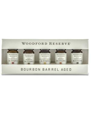 Bourbon bitters tasting set