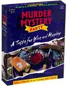 Taste for Wine and Murder