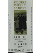 2018 Ruggeri Corsini Bianco