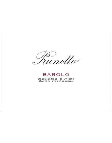 2016 Prunotto Barolo