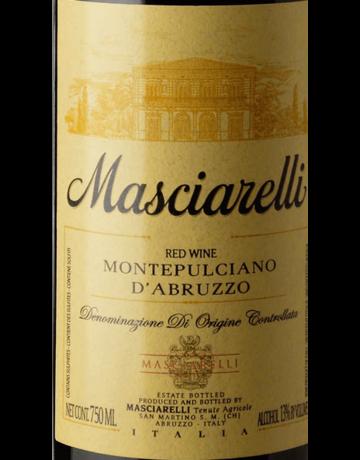 2017 Masciarelli Montepulciano