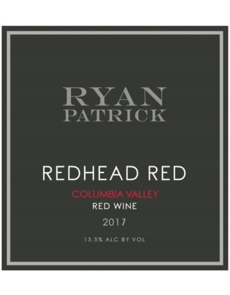 2017 Ryan Patrick Red Head Red