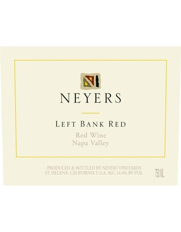 2018 Neyers Left Bank Red