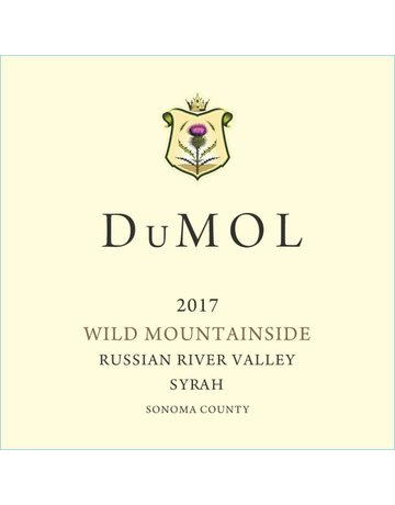 2017 DuMol Wild Mountainside RRV Syrah