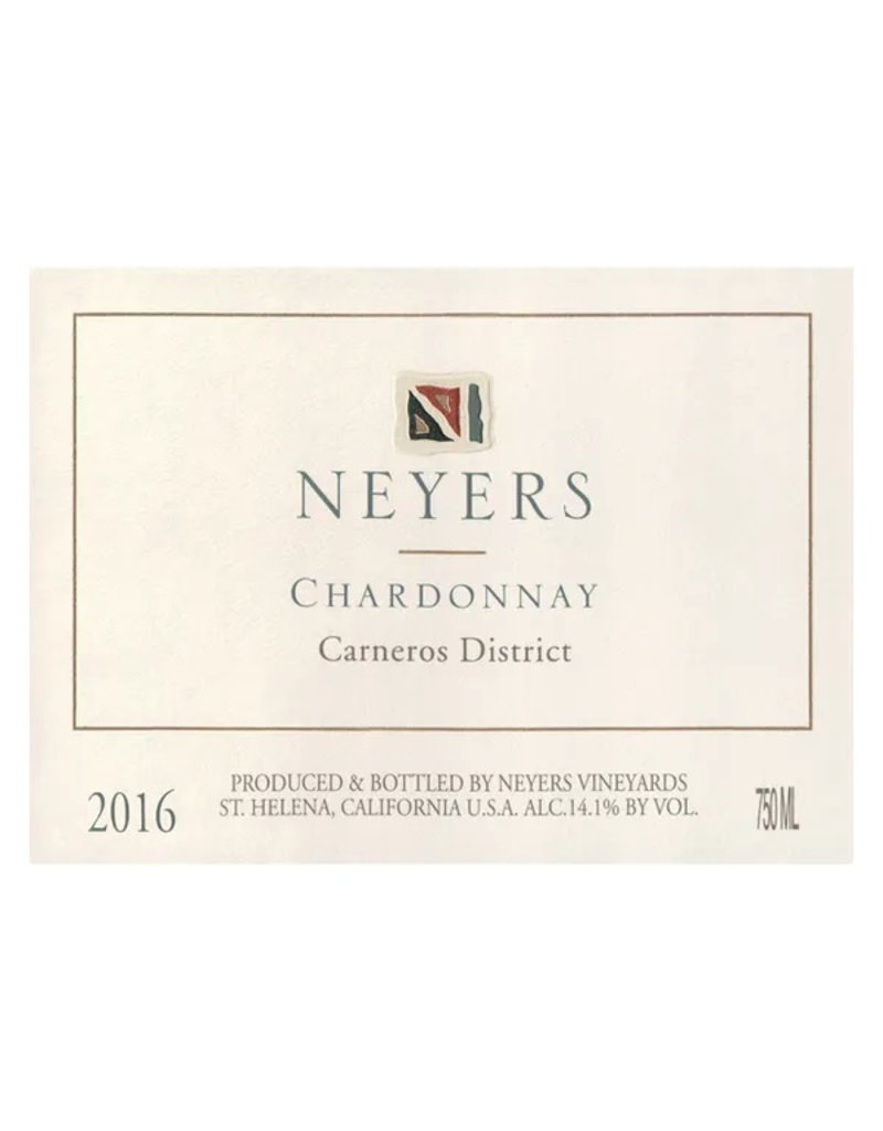 2016 Neyers Carneros Chardonnay