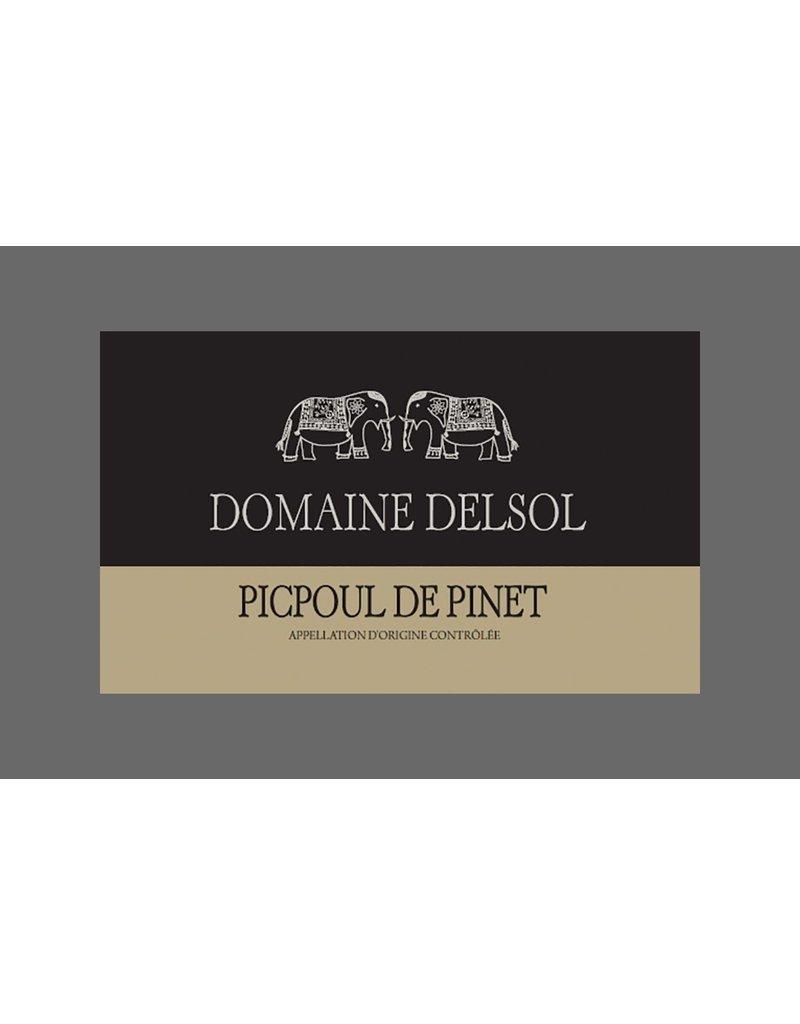 2017 Domaine Delsol Picpoul