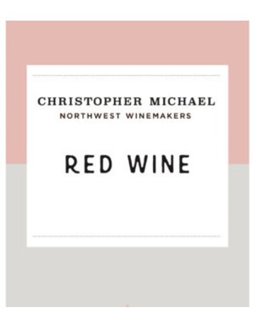 2018 Christopher Michael Red