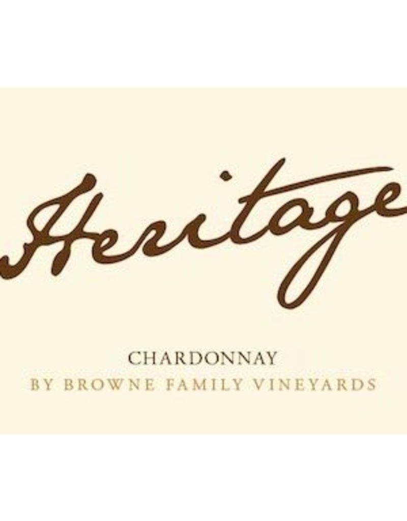 2017 Heritage Chardonnay