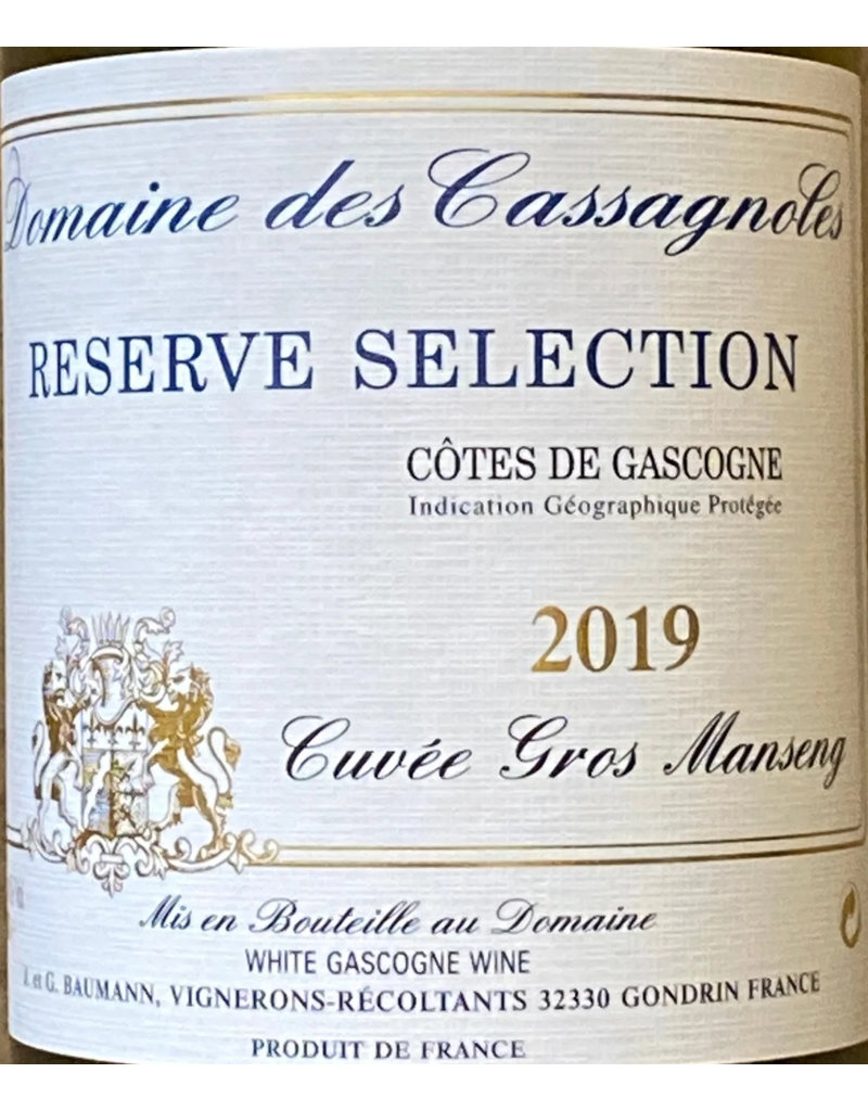 2019 Cassagnoles Reserve